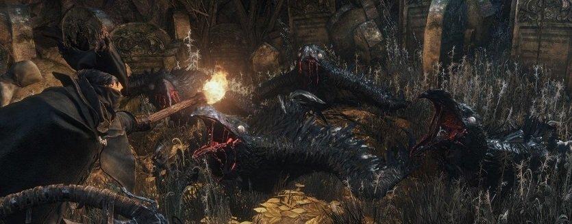 Bloodborne : мерзкие  твари и немного слов о некоторых локациях. - Изображение 7