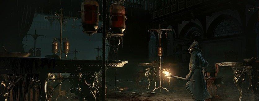 Bloodborne : мерзкие  твари и немного слов о некоторых локациях. - Изображение 6