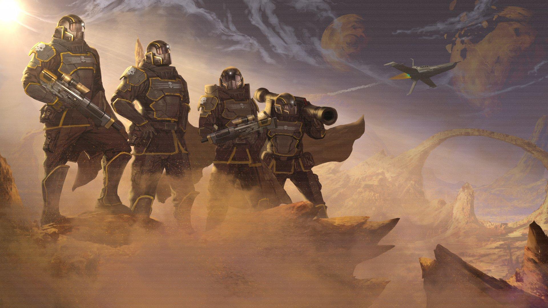 Видеообзор Helldivers . - Изображение 1