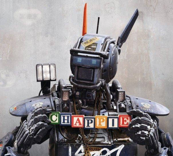 Робот по имени Чаппи. Бломкамп и трущобы...опять - Изображение 1