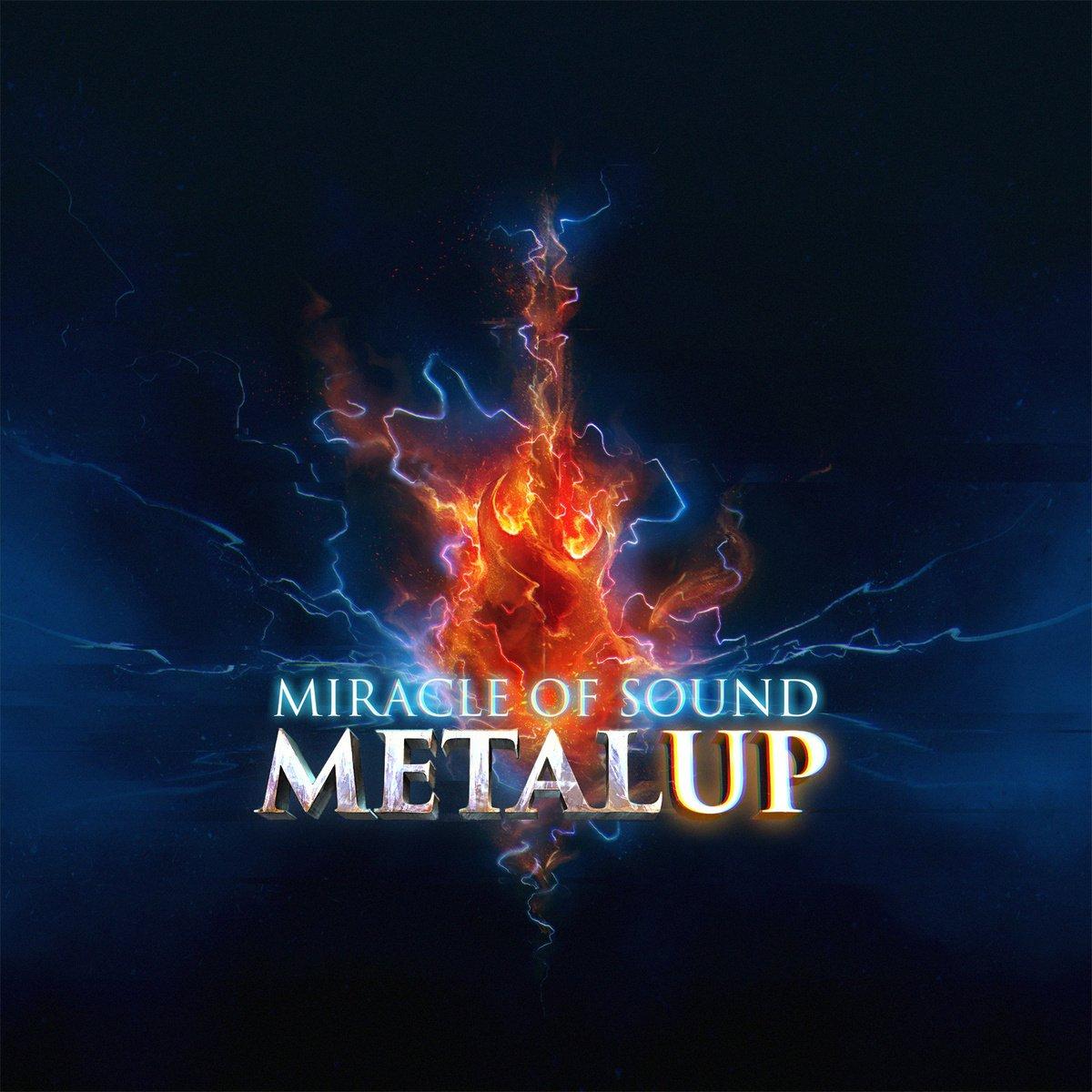 Новый metal альбом Miracle of Sound - Изображение 1