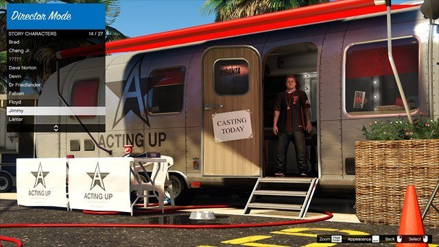 Скриншоты видеоредактора GTA V.. - Изображение 1