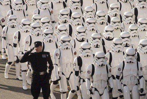 Первый день рекрутского набора граждан Империи. - Изображение 5