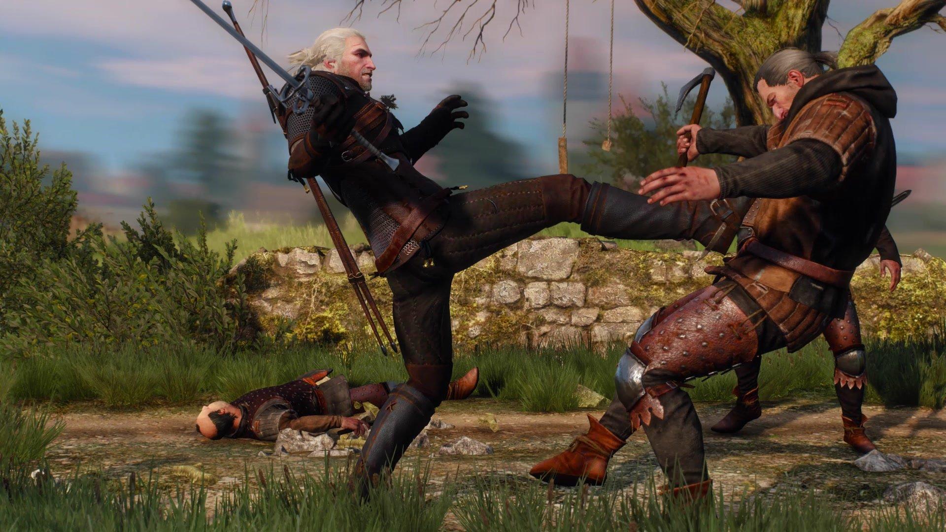 The Witcher 3: Wild Hunt. Русская версия геймплейного трейлера.    Русская версия опубликованного ранее трейлера, де ... - Изображение 3