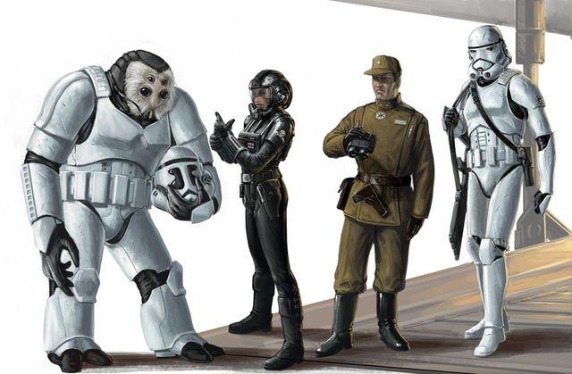 Первый день рекрутского набора граждан Империи. - Изображение 6
