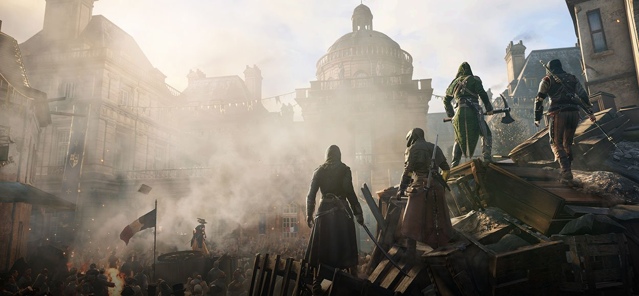 Assassin's Creed: Unity – Единство проблем - Изображение 1