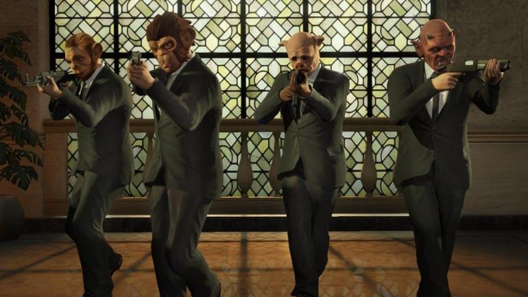 GTA 5, поиск сотоварищей для игры Online - Изображение 1