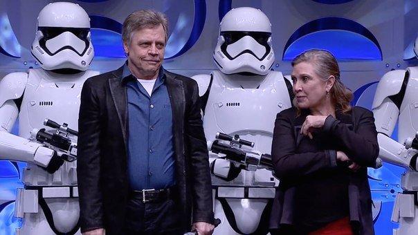 Первые кадры Star Wars Celebration - Изображение 1