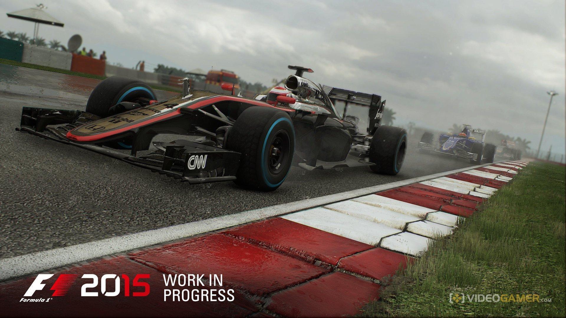 F1 2015 новые подробности - Изображение 1