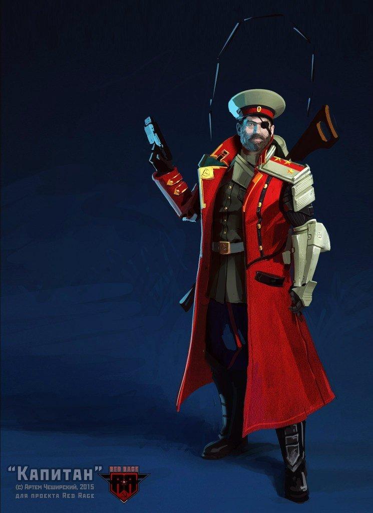 Red Rage и Советпанк, как явление - Изображение 2