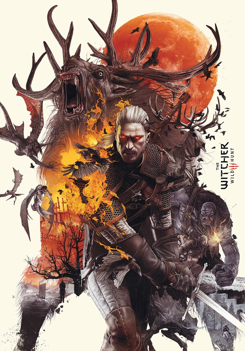 The Witcher 3: Wild Hunt ушел на золото!     CD PROJEKT RED сообщают, что игра «Ведьмак 3: Дикая Охота» ушла на золо ... - Изображение 2