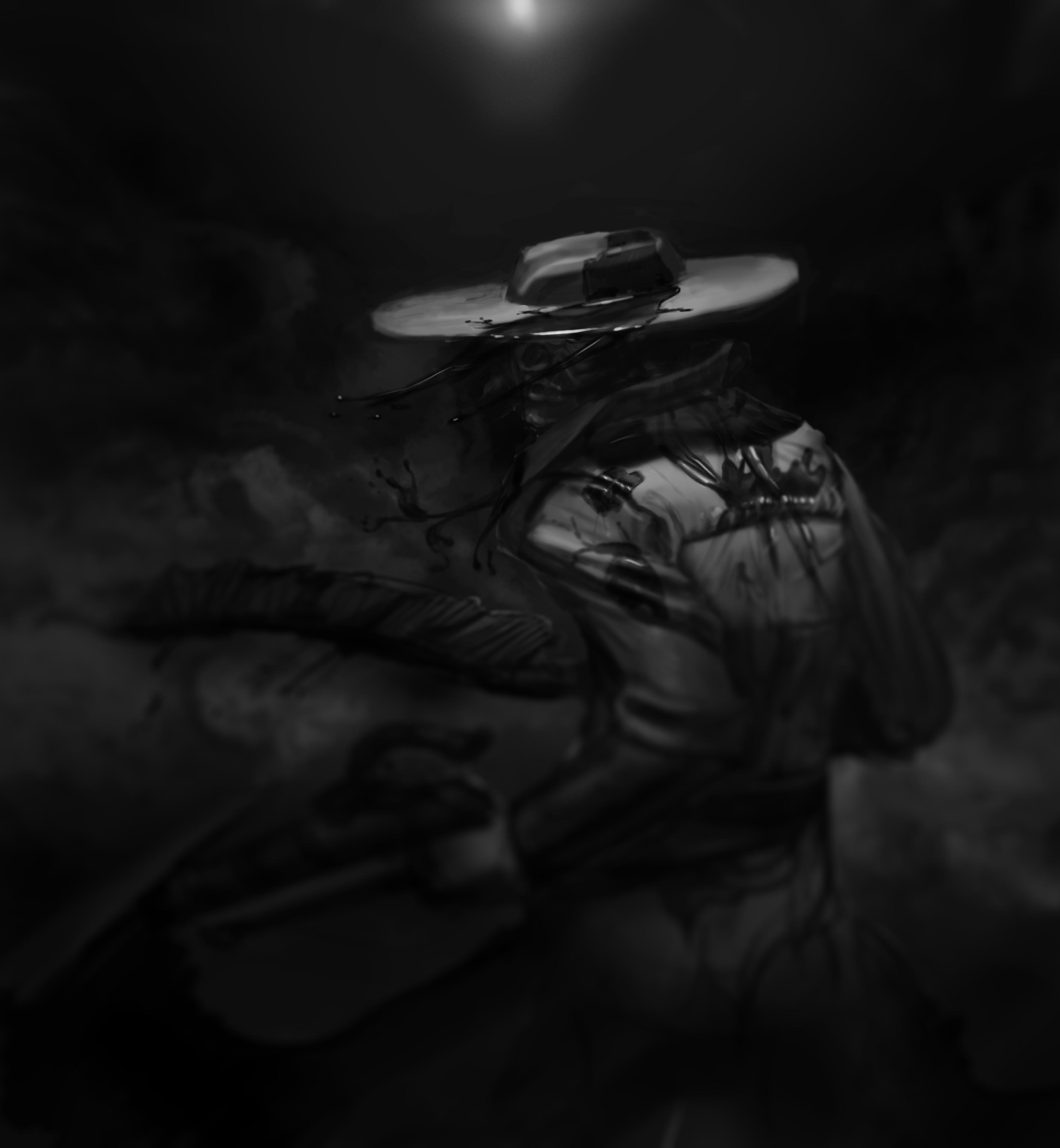 Bloodborne fanart. - Изображение 1