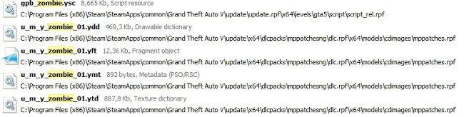 В файлах GTA V для PC нашли много интересных вещей: лошади, зомби и мини-игры.  - Изображение 1
