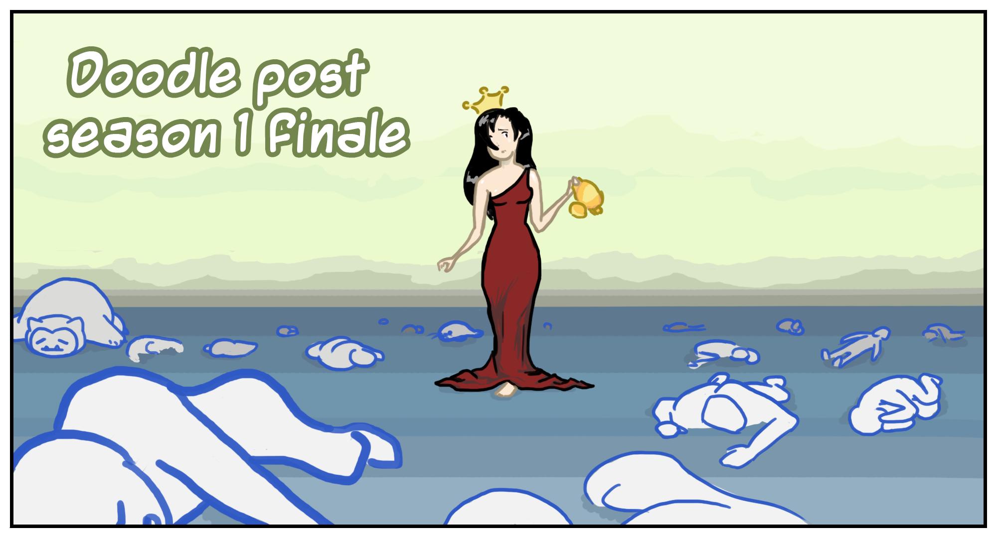 Doodle post season finale +диаграмма - Изображение 1