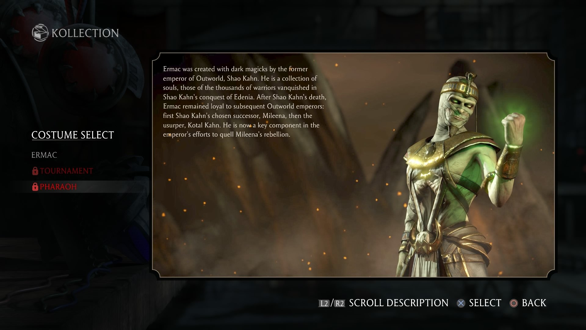 Horror Pack и Kold War DLC для Mortal Kombat X - Изображение 1