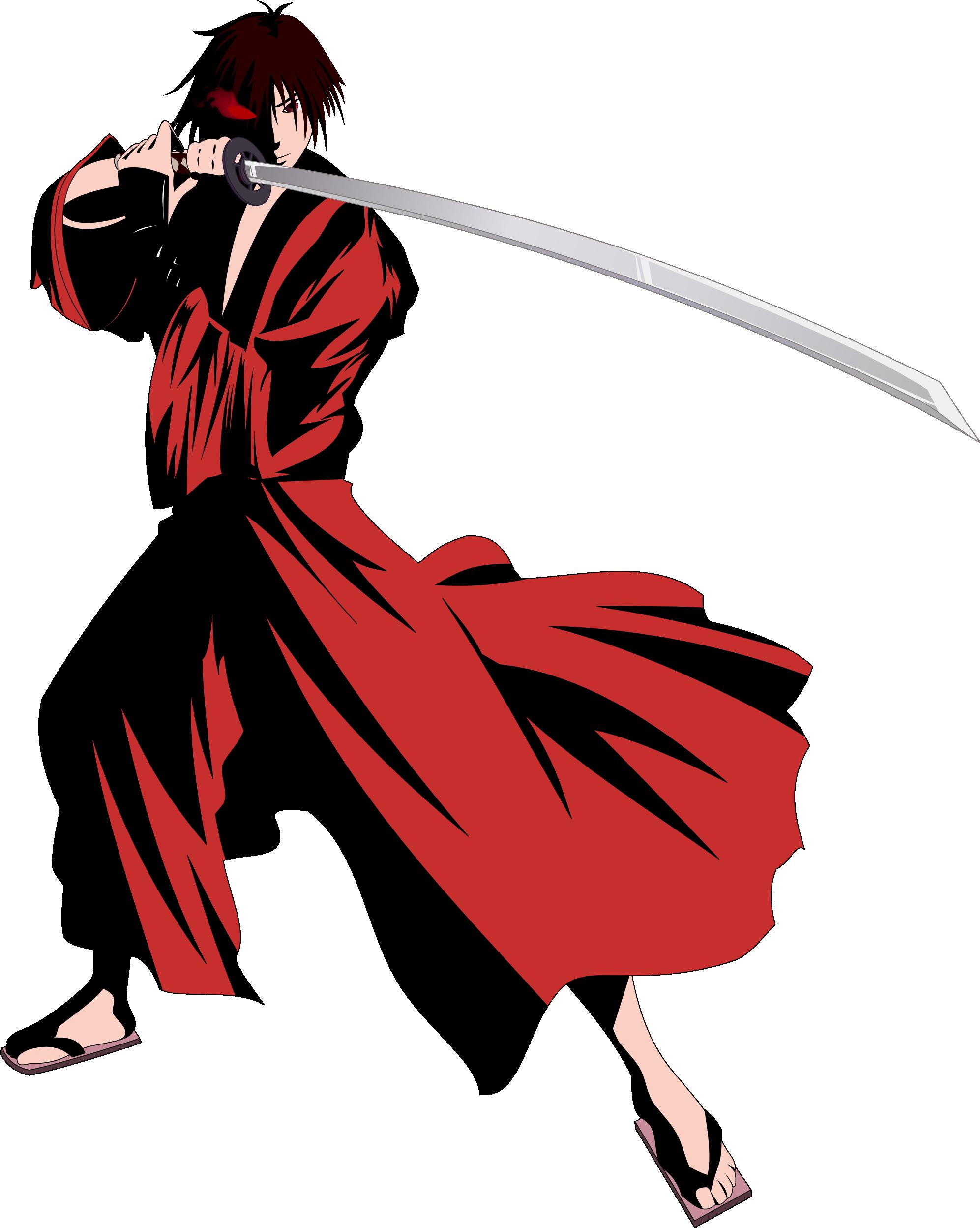 Самурай. - Изображение 1