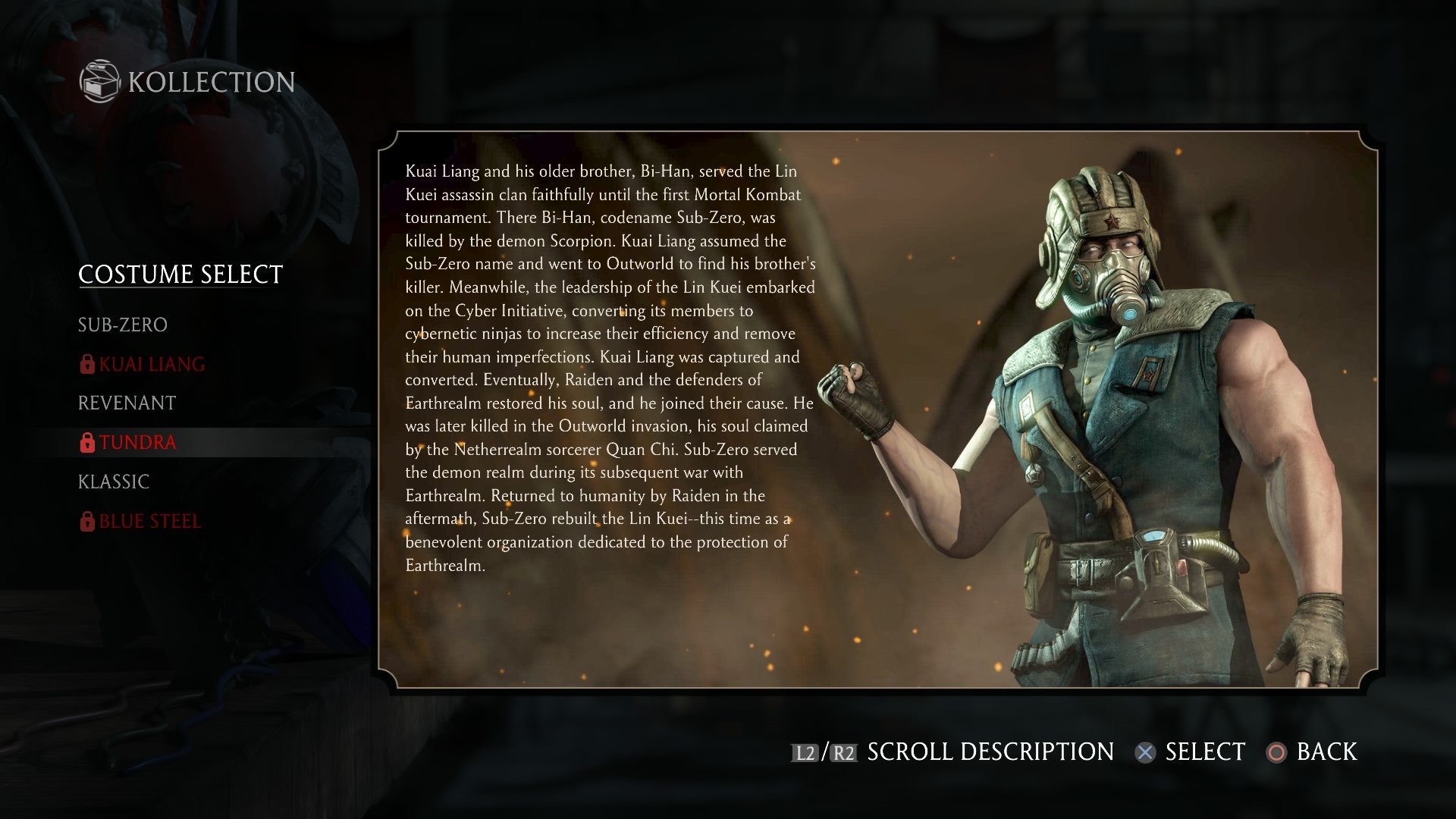 Horror Pack и Kold War DLC для Mortal Kombat X - Изображение 5