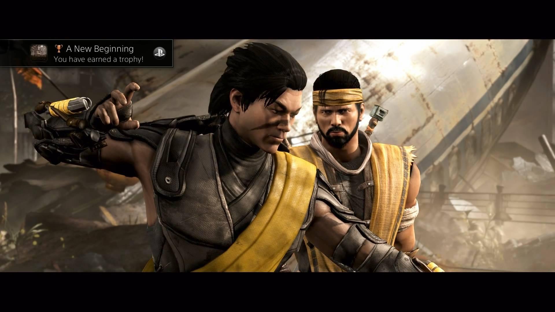 [PS4] Консольный гейминг с Сарказмо – Mortal Kombat X - Изображение 6