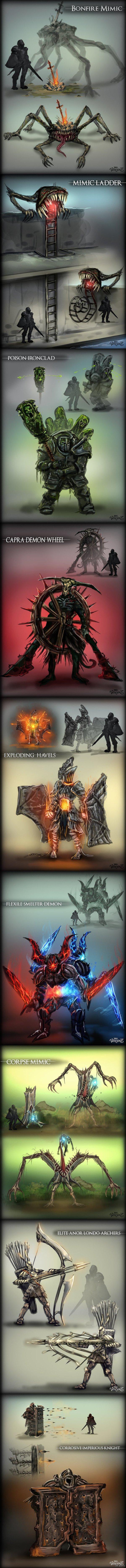 Фанаты хотят больше боли в серии Souls - Изображение 1