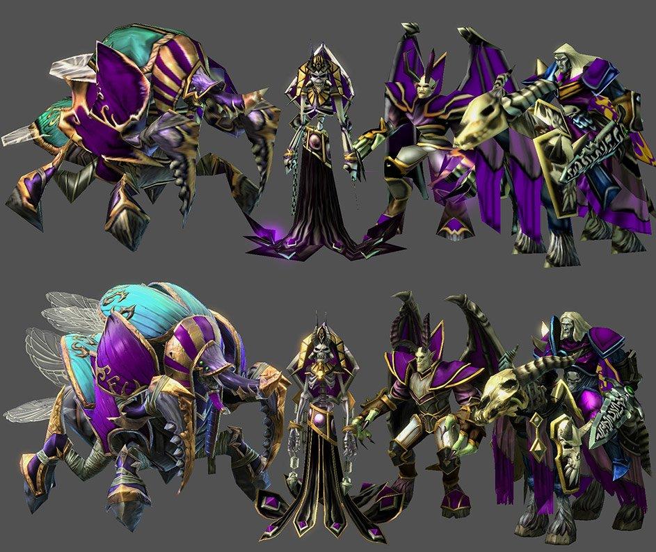 В редактор StarCraft 2 добавили более трёх тысяч элементов из WarCraft III - Изображение 1