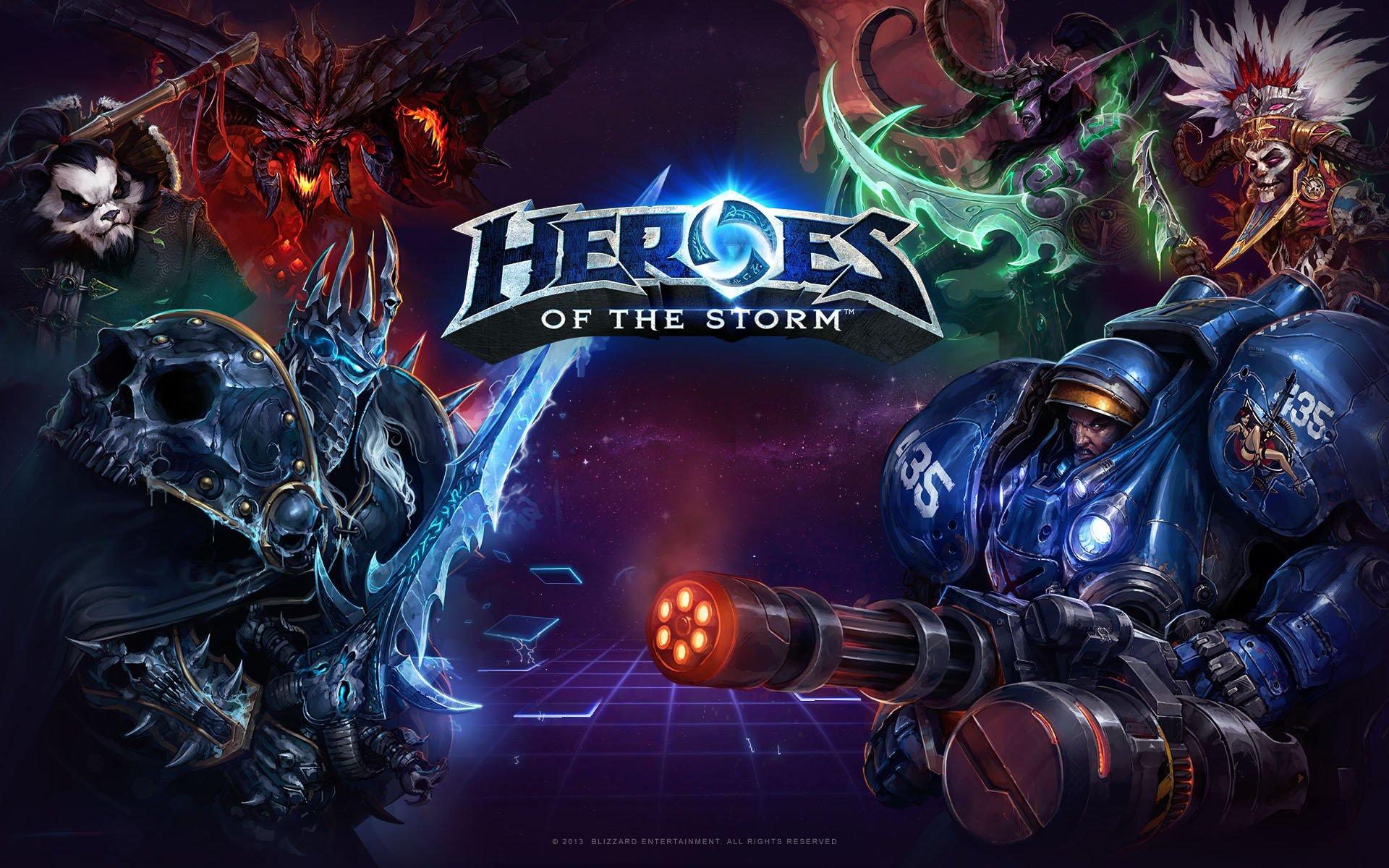 Почему я играю в Heroes of the Storm? - Изображение 1