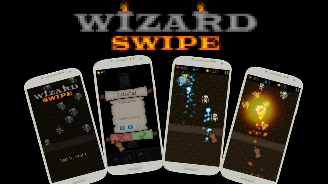 "Обзор ""Wizard Swipe"" - Изображение 1"