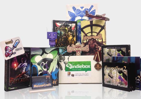 indiebox сюрприз в коробке  - Изображение 1