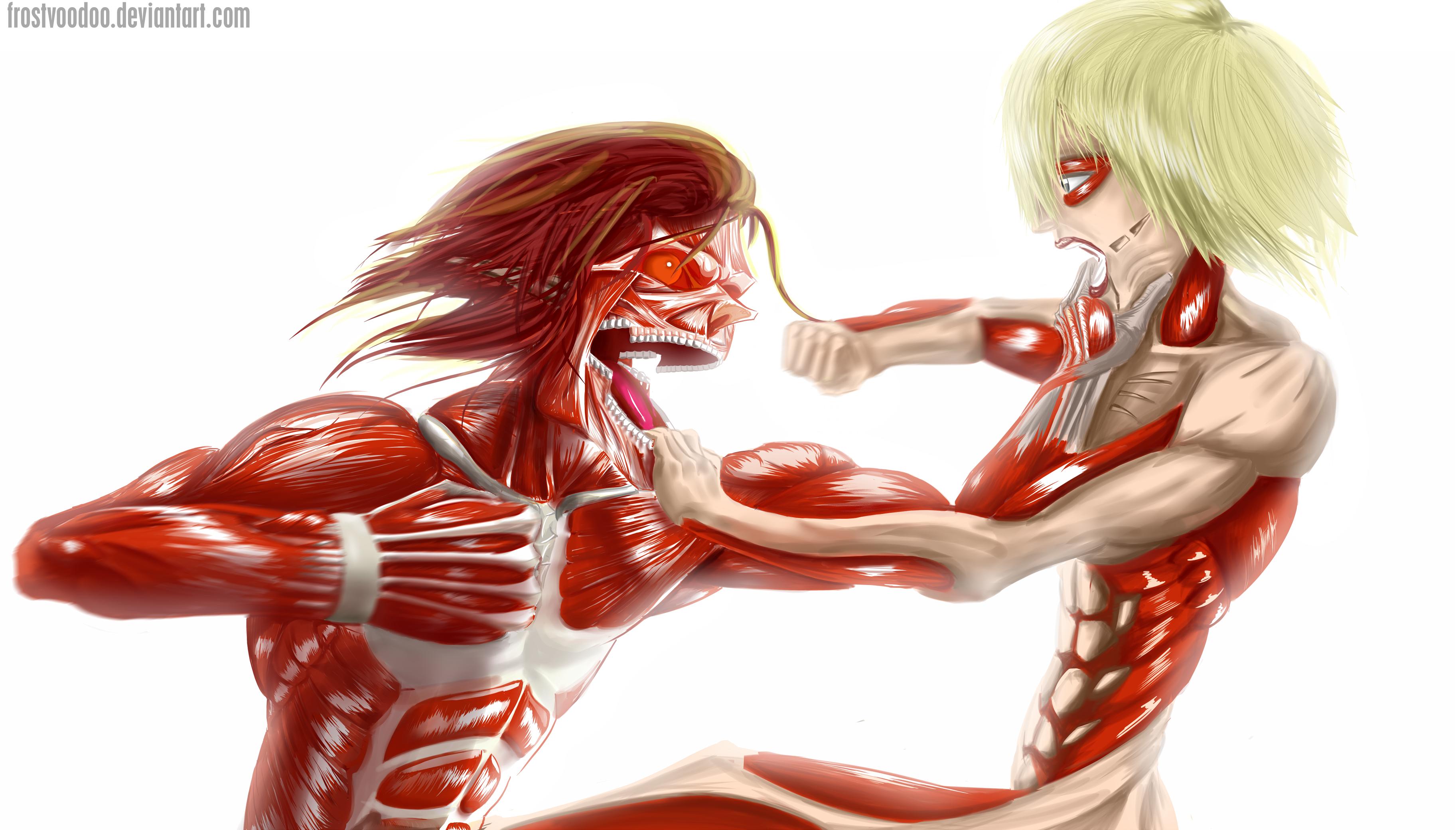 Attack on Titan - Изображение 1