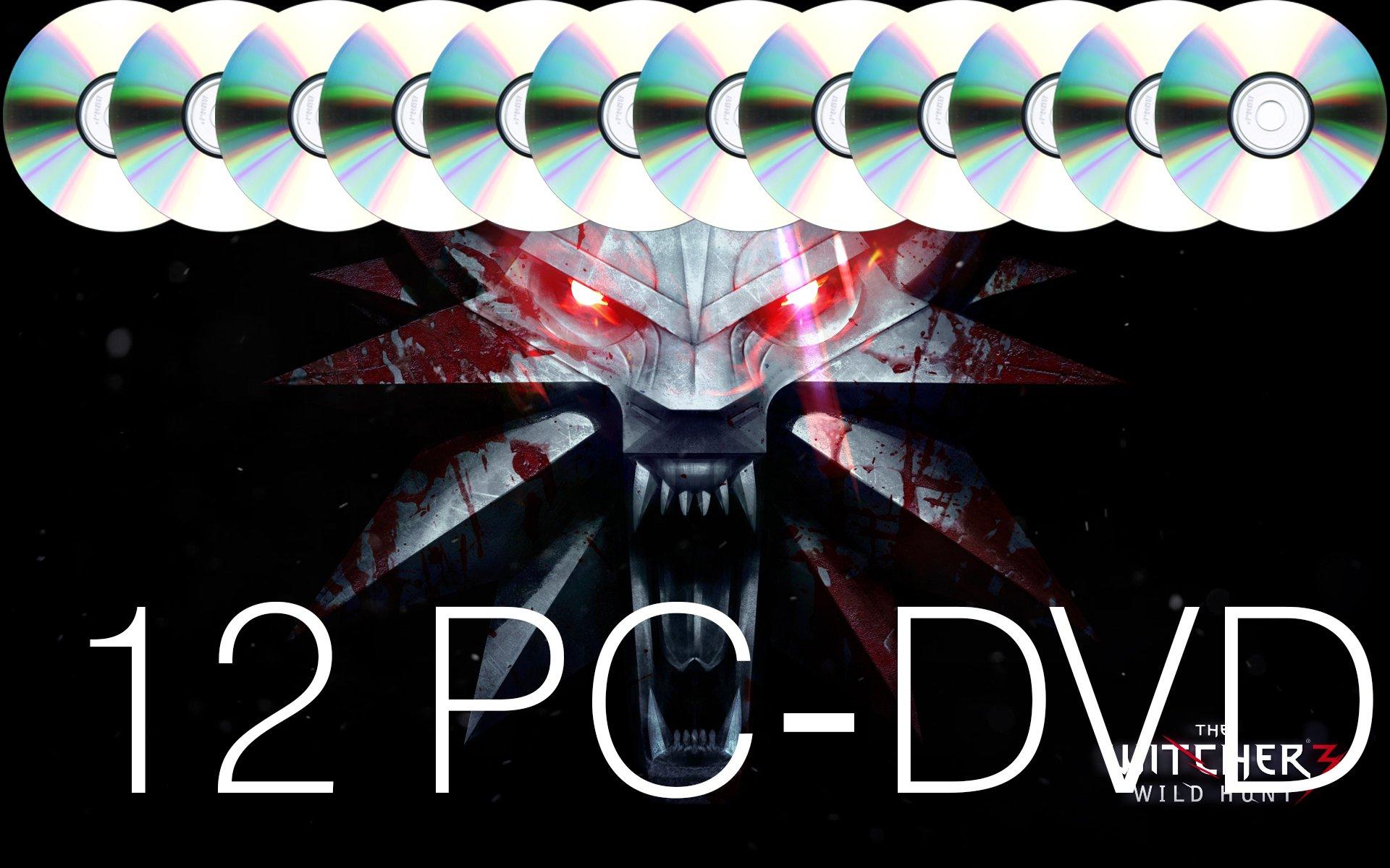Ведьма 3 на 12 DVD дисках !  - Изображение 1