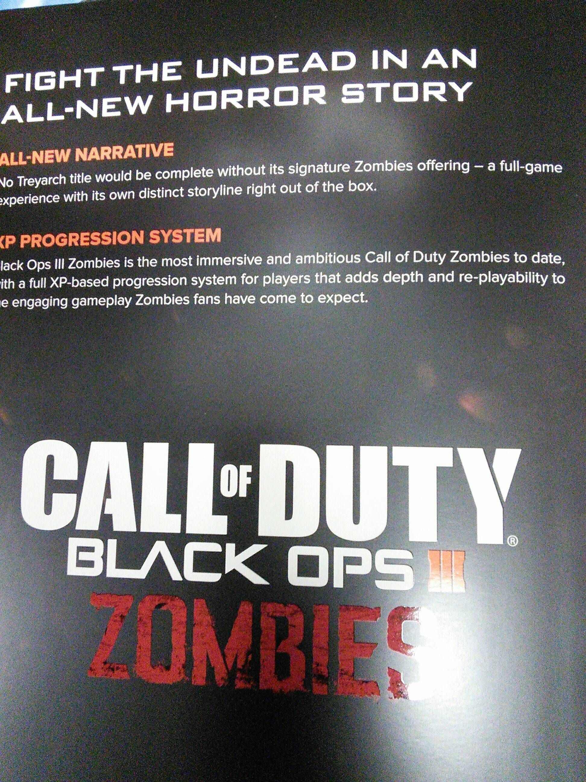 Black Ops 3 - 6 ноября. - Изображение 4