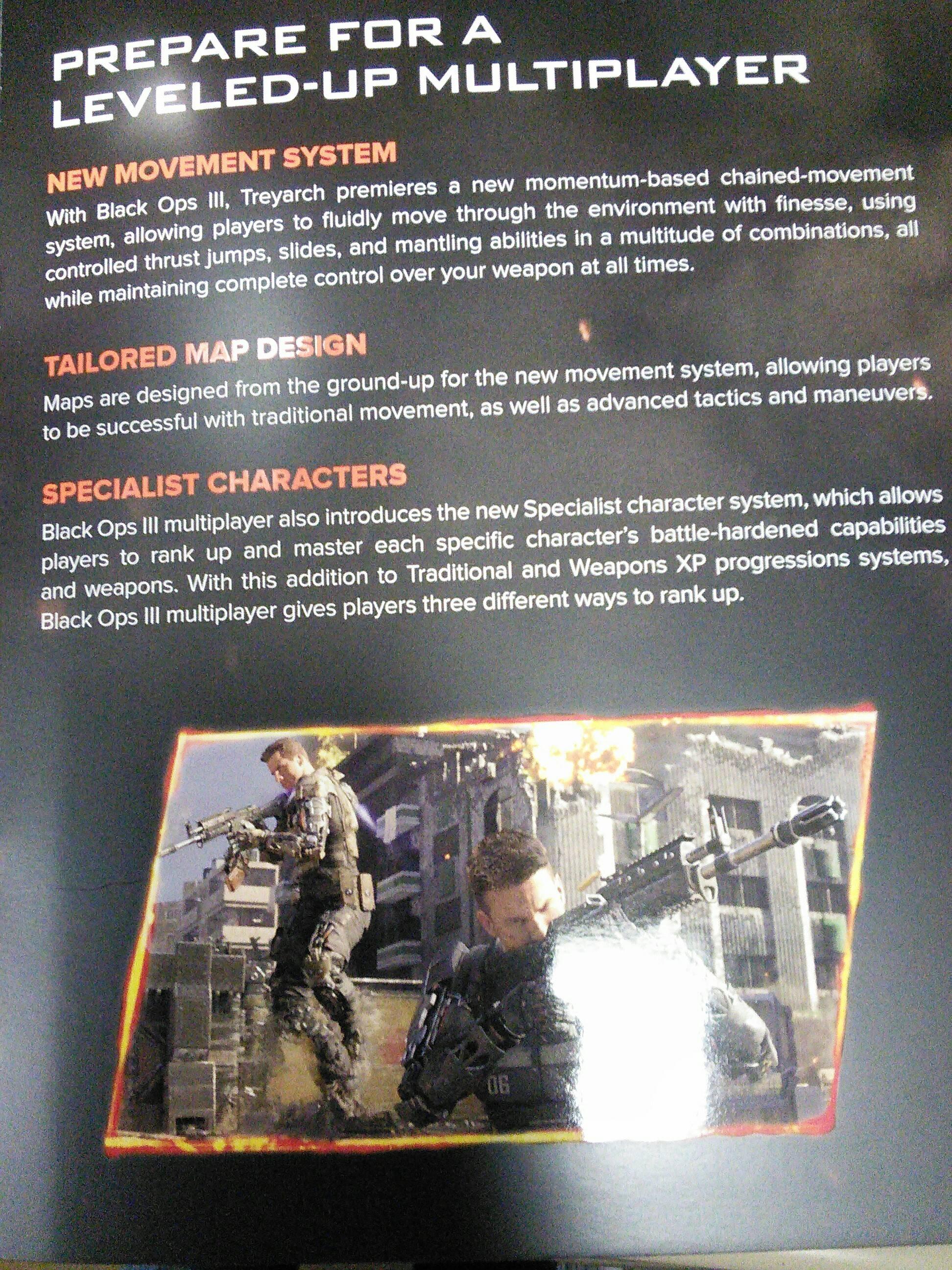 Black Ops 3 - 6 ноября. - Изображение 5