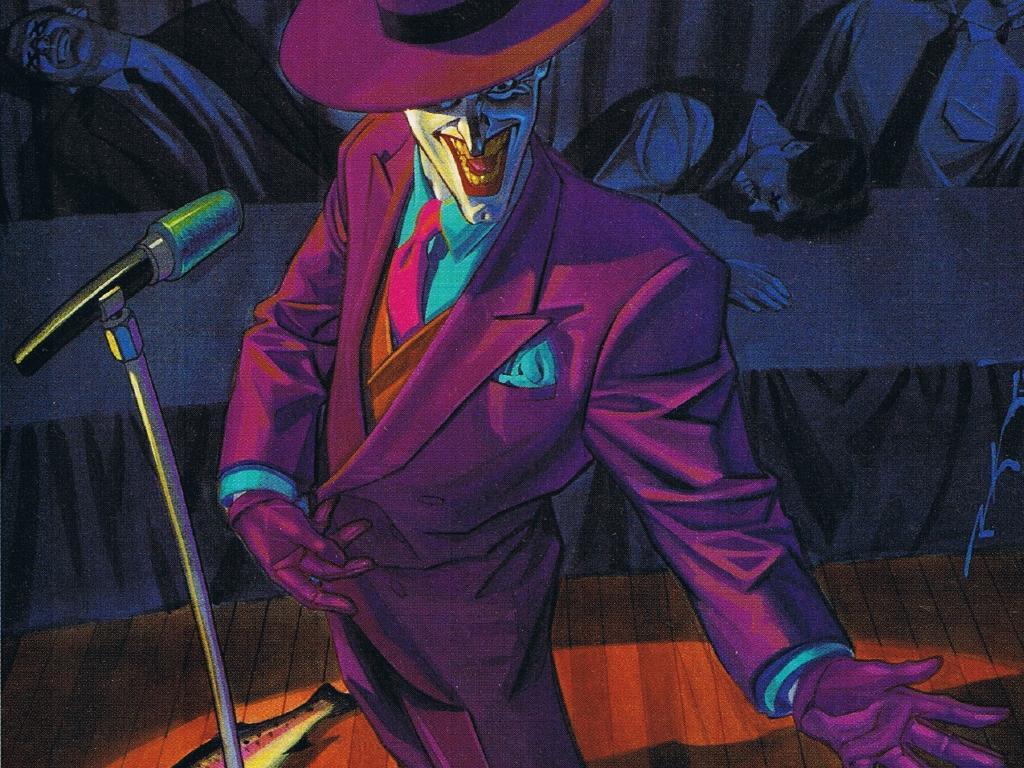 Такой разный Джокер - Изображение 1
