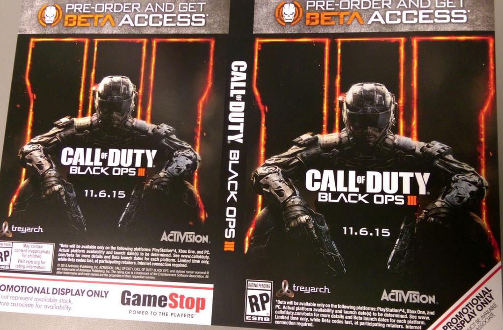 Black Ops 3 - 6 ноября. - Изображение 2