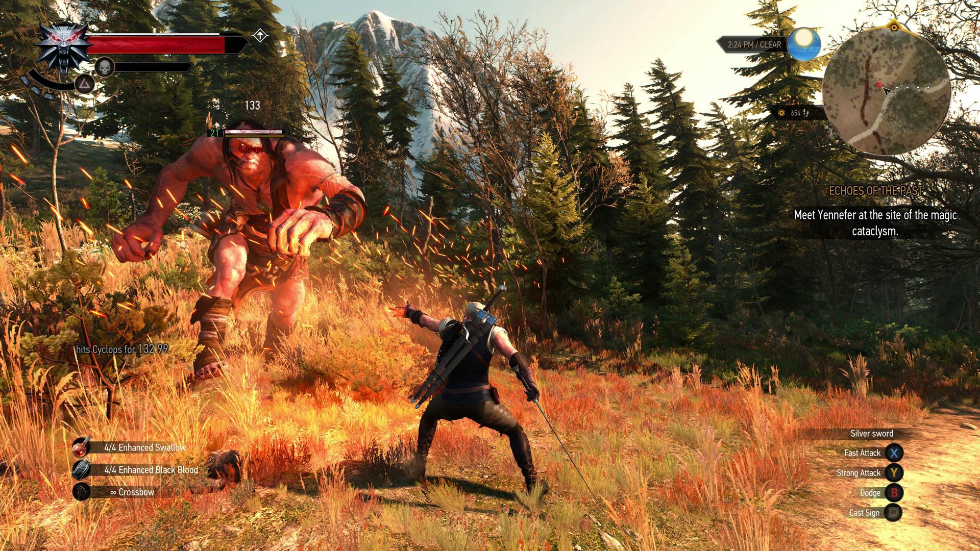 The Witcher 3: Wild Hunt. Новые скриншоты.    UPD#1  UPD#2  - Изображение 6