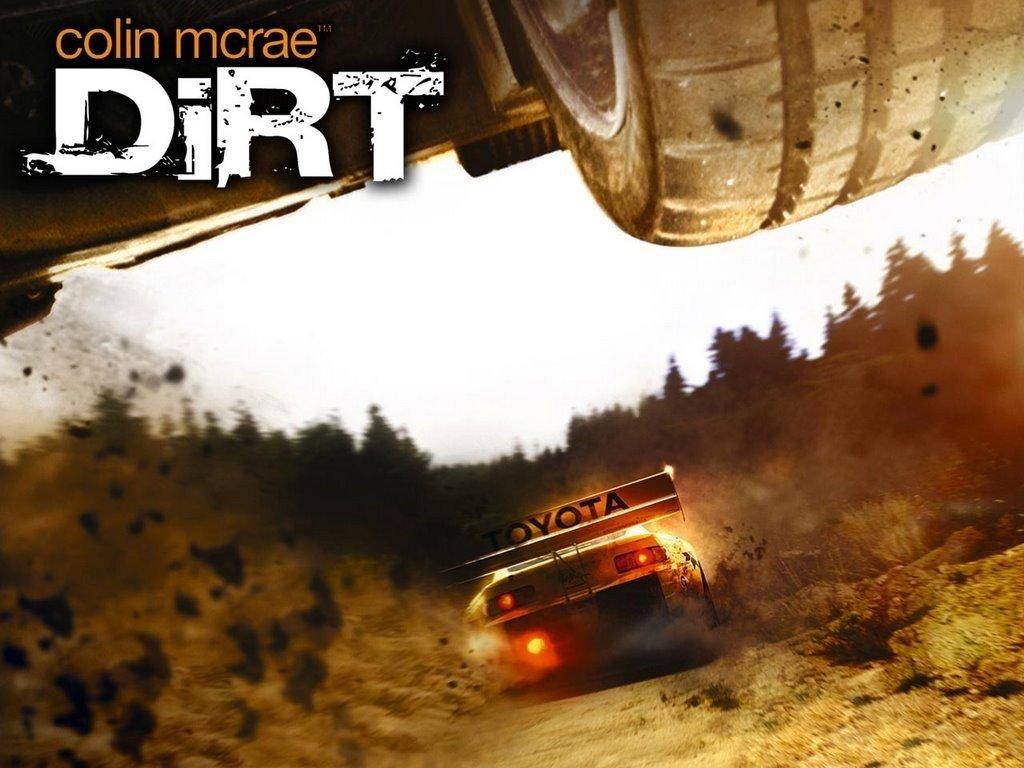 Прошел Colin McRae's Dirt - Изображение 1
