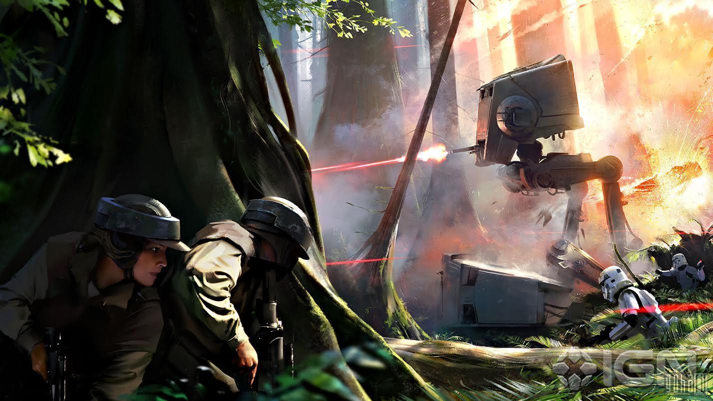 Мысли о грядущей Star Wars: Battlefront - Изображение 3