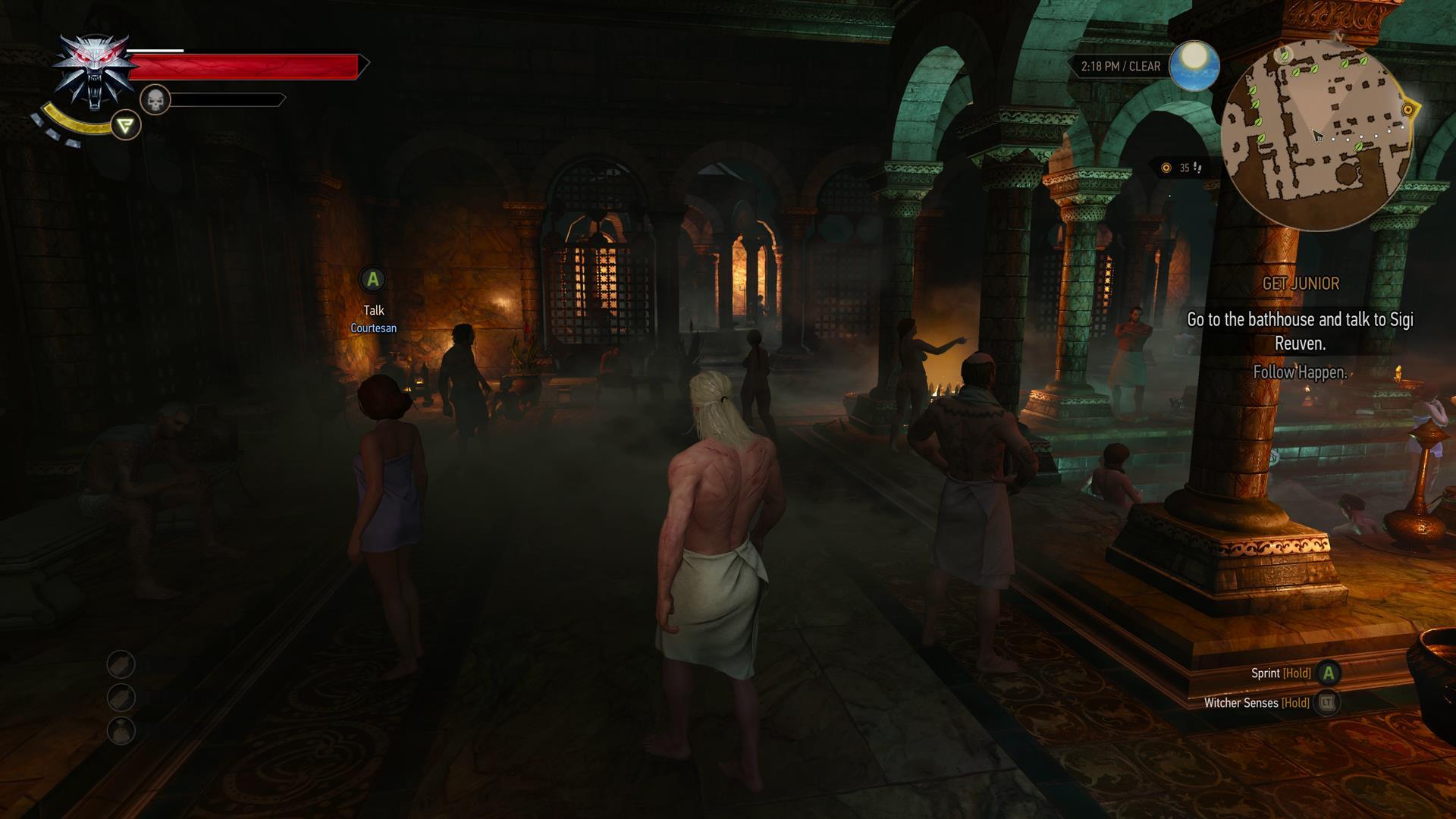 The Witcher 3: Wild Hunt. Новые скриншоты.    UPD#1  UPD#2  - Изображение 9