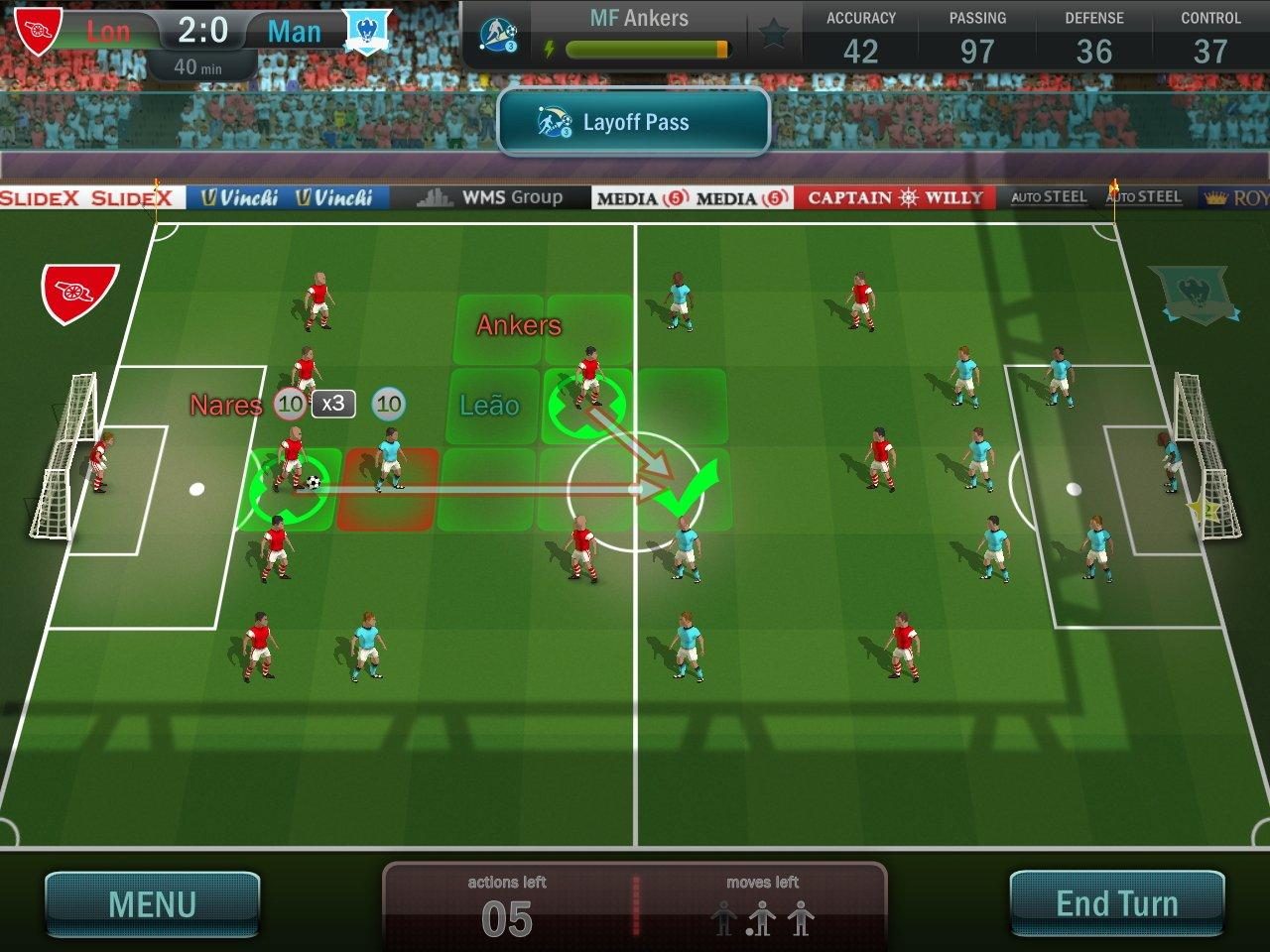 Демо-версия Football Tactics - Изображение 1