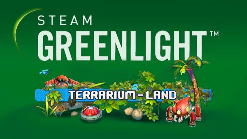 "3d аркада ""Terrarium-land"" в  Steam Greenlight. - Изображение 1"