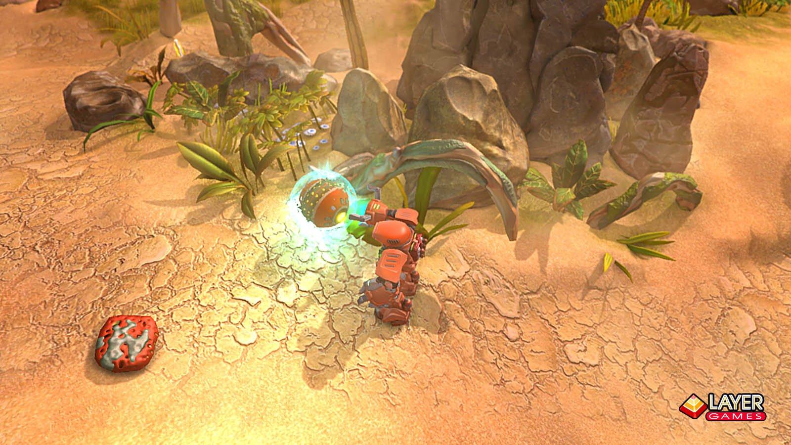 "3d аркада ""Terrarium-land"" в  Steam Greenlight. - Изображение 5"