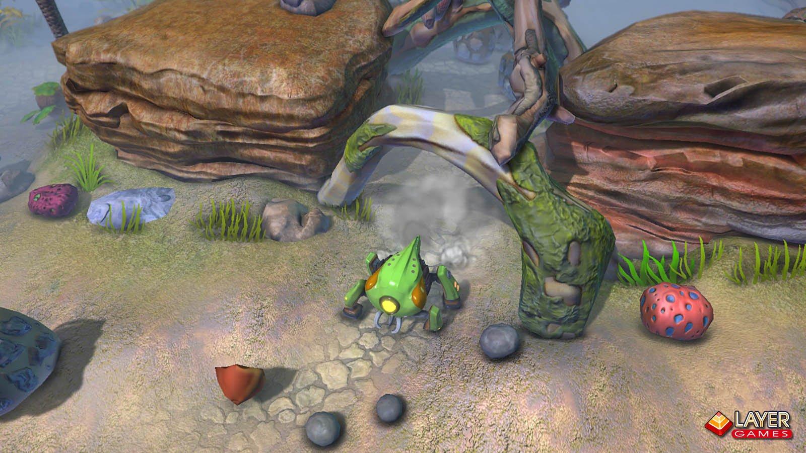 "3d аркада ""Terrarium-land"" в  Steam Greenlight. - Изображение 6"