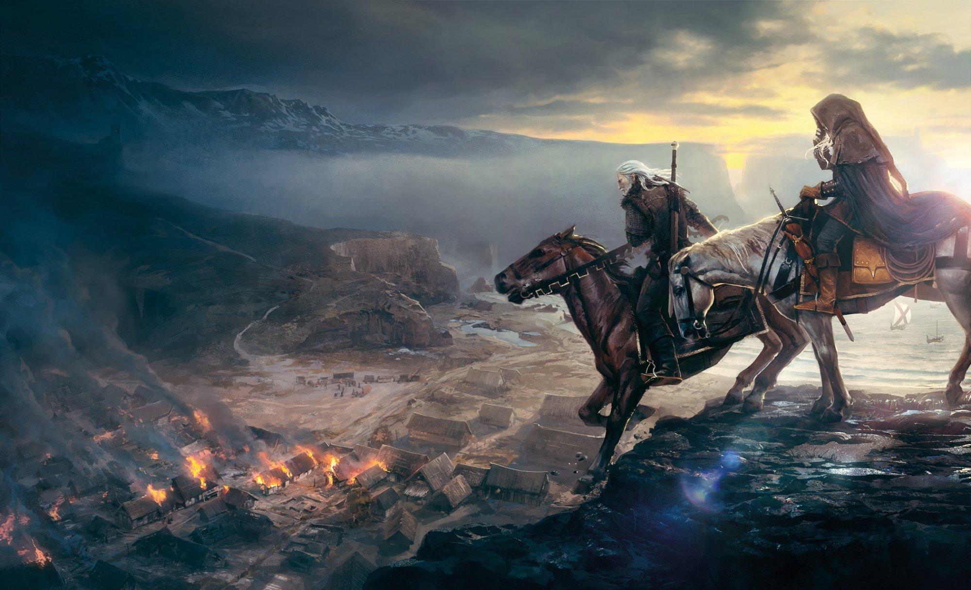 The Witcher 3: Wild Hunt. Поехали! Геймплей.    Так как эмбарго на публикование закончилось вскоре в сети будет появ ... - Изображение 1