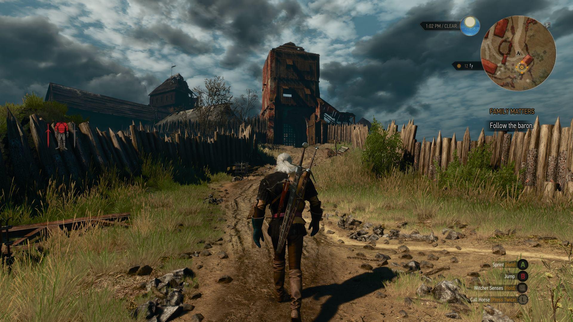 The Witcher 3: Wild Hunt. Размер игровой карты и система загрузок экрана в игре.   Пользователи NeoGAF узнали размер ... - Изображение 5