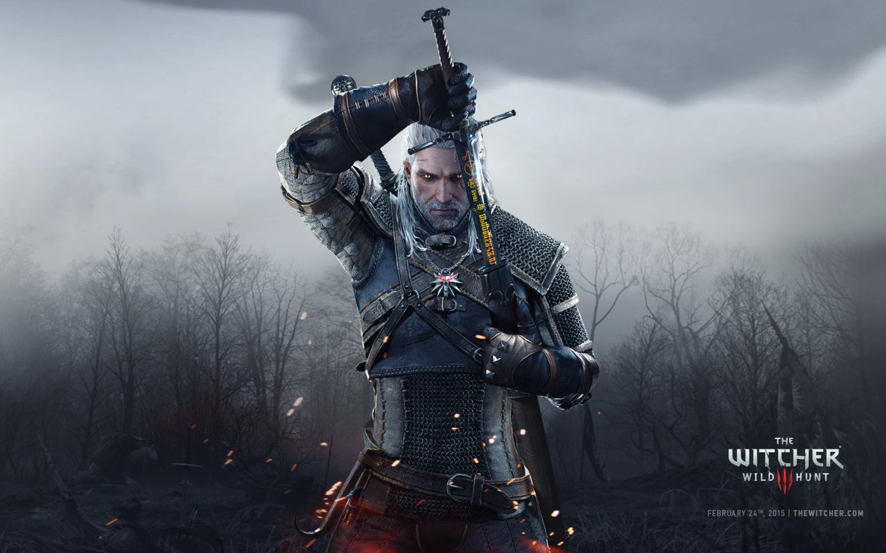 The Witcher 3: Wild Hunt Русские идут!    В связи с тем что эмбарго на Ведьмака снято в сети теперь будет появляться ... - Изображение 1