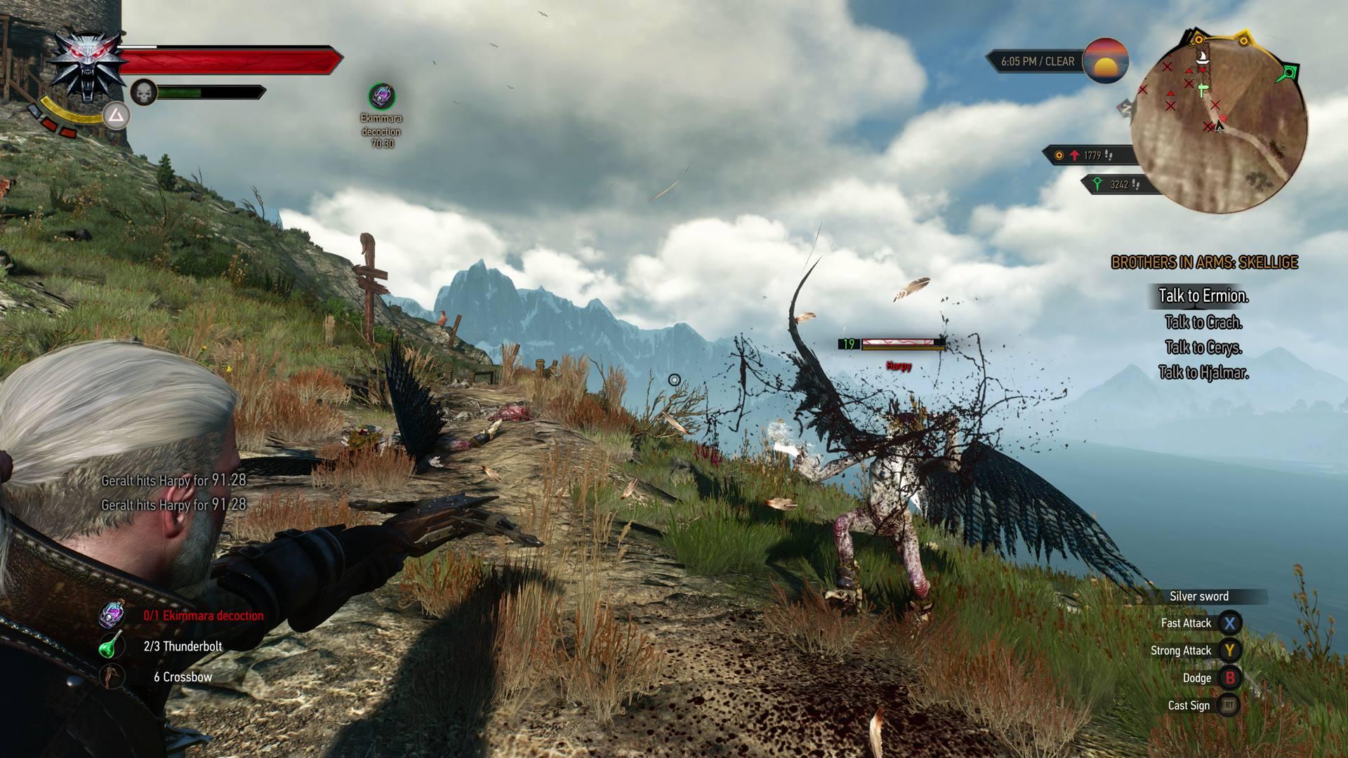 The Witcher 3: Wild Hunt. Новая порция скриншотов.   --------------------------------------------------------------- ... - Изображение 6