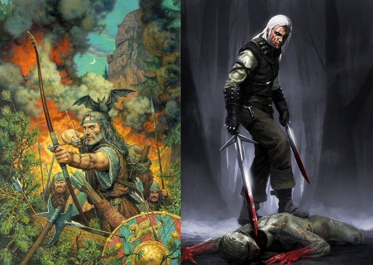 «Волкодав» vs «Ведьмак» - Изображение 1