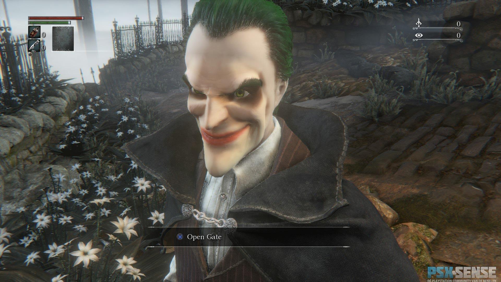 Сила редактора Bloodborne - Изображение 1