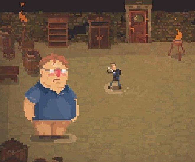 Гейб Ньюэлл стал персонажем видеоигры - Изображение 3