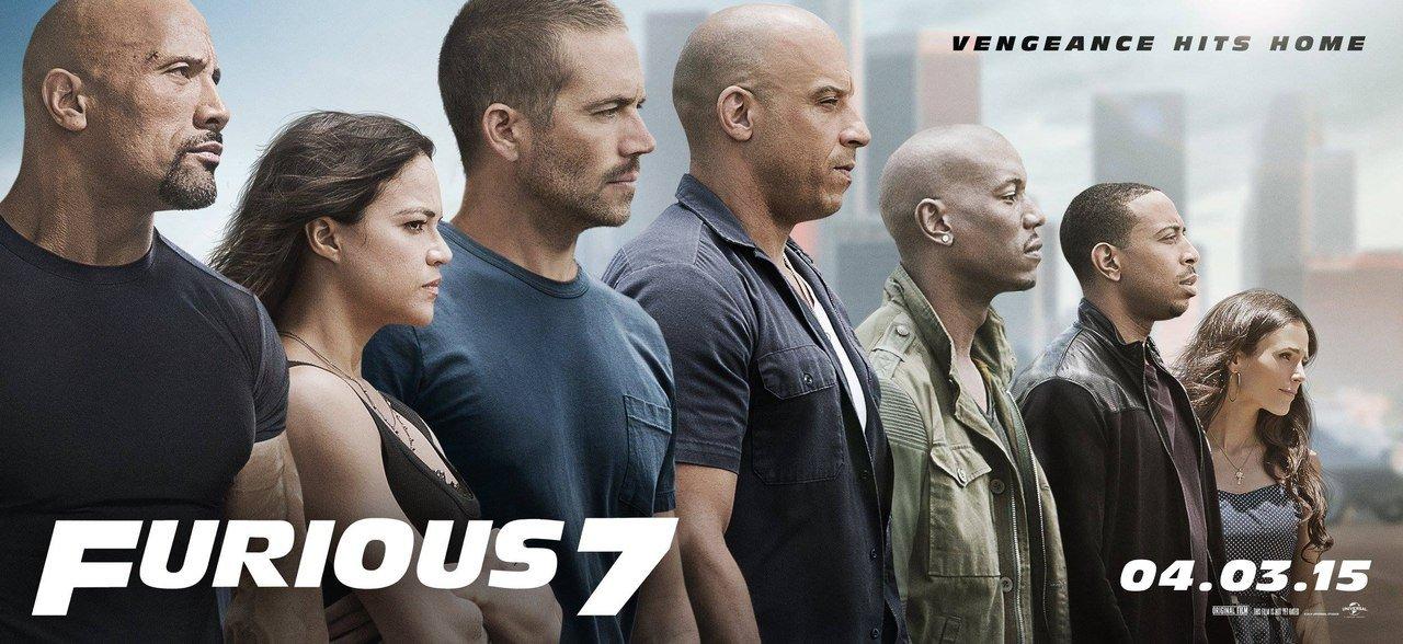 Я посмотрел Furious 7 - Изображение 1