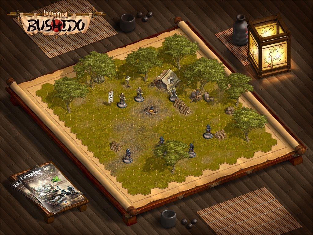 Warbands: Bushido - скрины из альфы. - Изображение 4